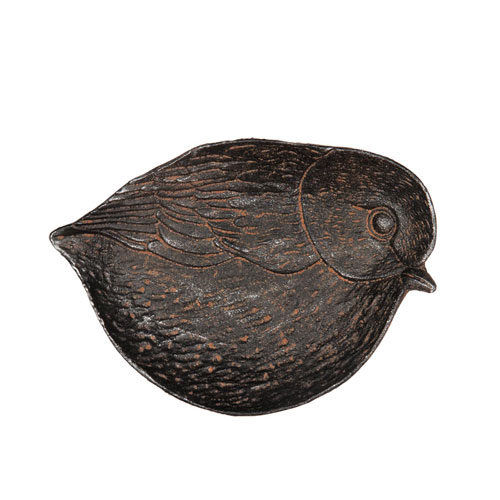 Foreside Home and Garden Finch Trinket Tray Large