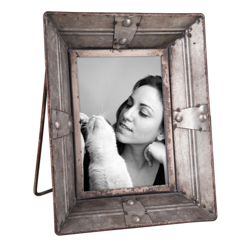 Riveted 4 x 6 In. Frame