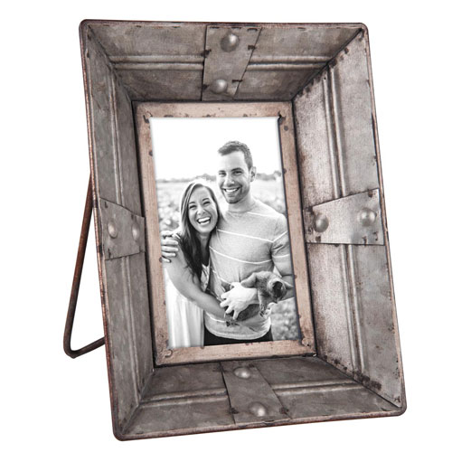 Riveted 5 x 7 In. Frame