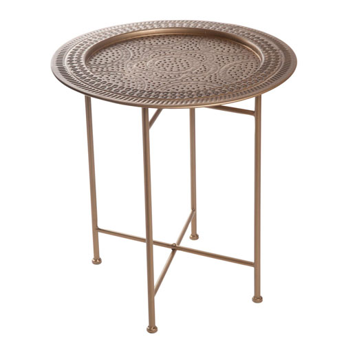 Essence Hammered Table
