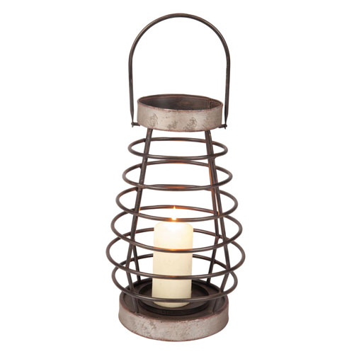 Foreside Home and Garden Alex Medium Lantern