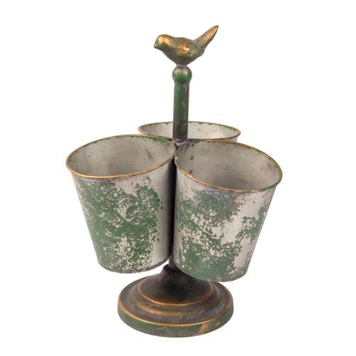 Verdi Buckets on Stand