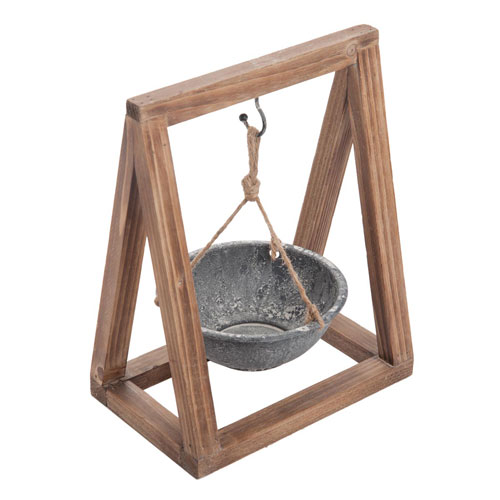 A-Frame Hanging Small Planter