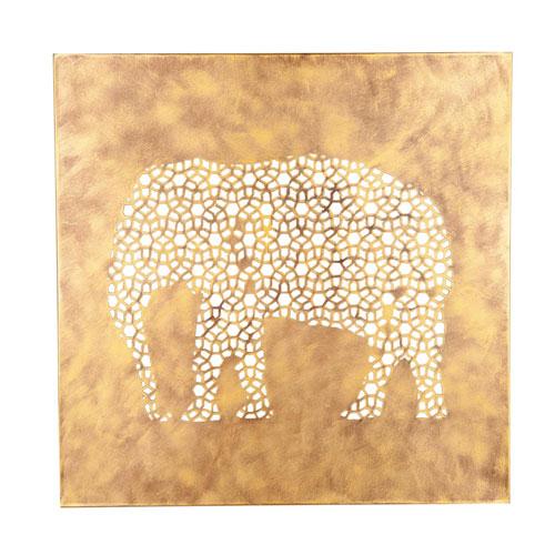 Elephant Screen Wall Art