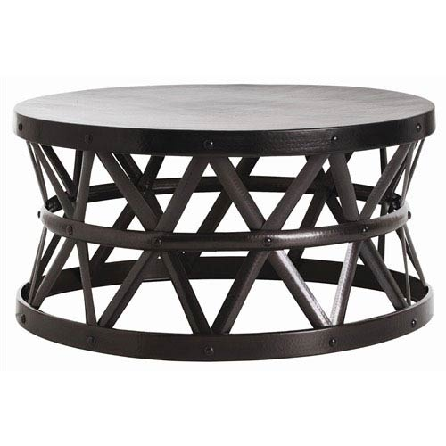 Arteriors Home Stanley English Bronze Cocktail Table