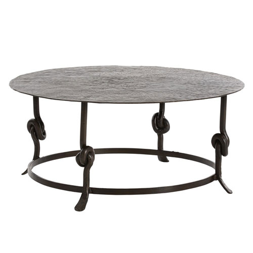 Arteriors Home Arnot Natural Iron 38-Inch Coffee Table