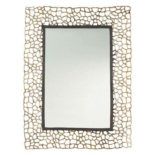 Arteriors Home Bransen Gold Leaf 45-Inch Mirror