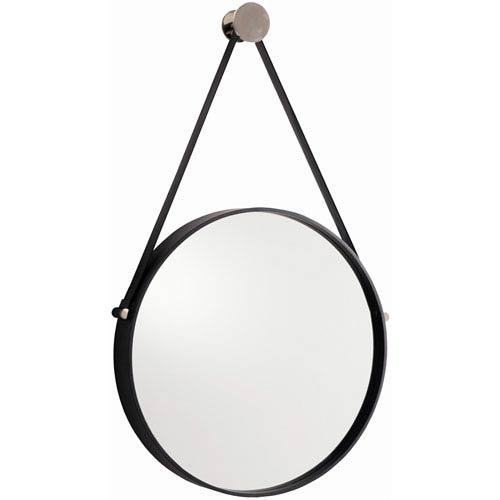 Arteriors Home Expedition Dark Iron 30.5-Inch Mirror