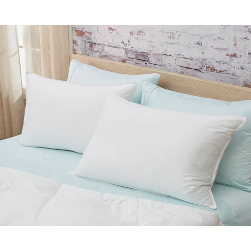 Twin Pack Down Alternative  Standard Firm Density Pillow