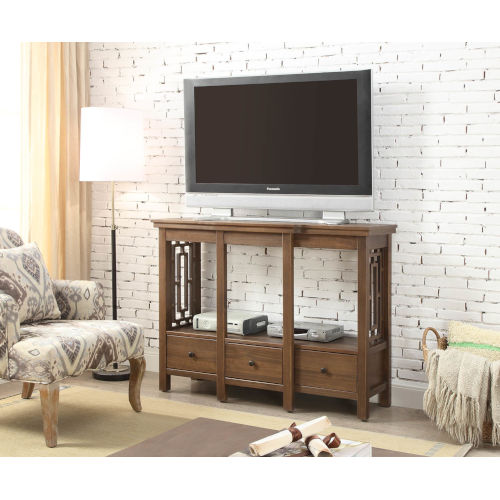 Michael Brown Rustic TV Stand
