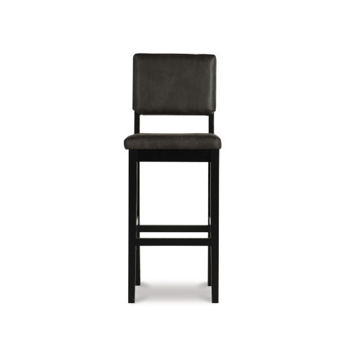 Aiden Antique Charcoal Bar Stool