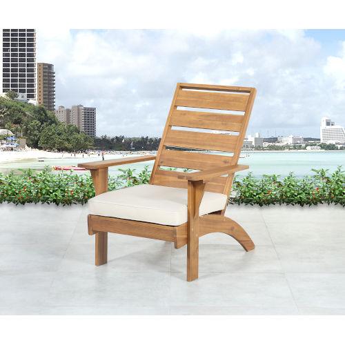 Samuel Brown Oil Outdoor Chair
