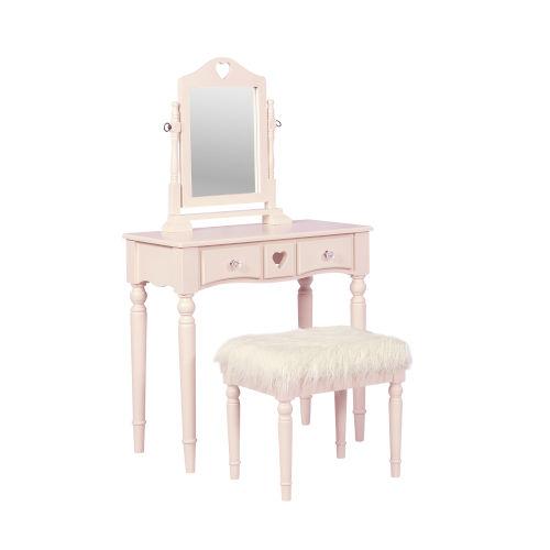 Penelope Pink Vanity Set