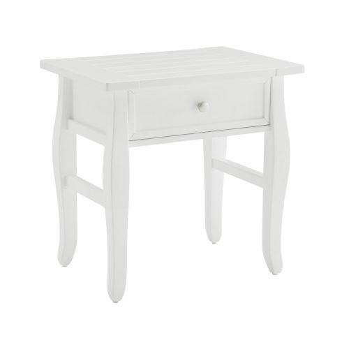 Ramey White End Table