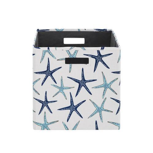 Liam Multicolor Starfish Storage Bin, Pack of 2