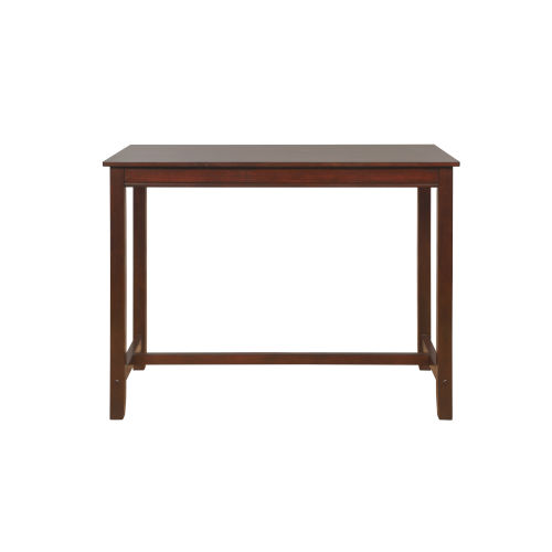 Ian Espresso Brown 36-Inch Counter Height Pub Table