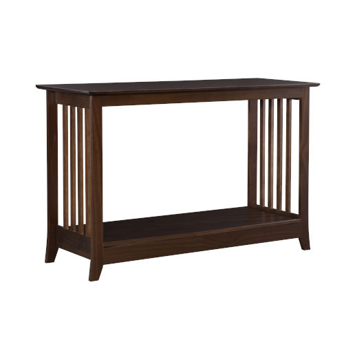Reese Cappuccino Console Table