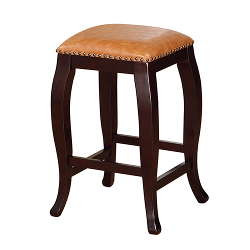 Brighton Hill San Franciscio Caramel 24 Inch Top Counter Stool