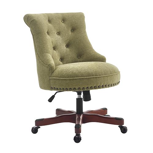 Sinclair Green Office Chair