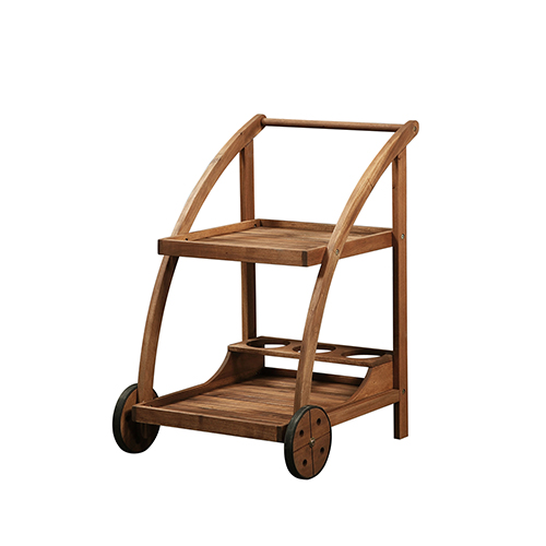 Catalan Acorn Outdoor Trolley