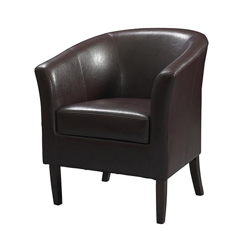 Brighton Hill Simon Blackberry Club Chair