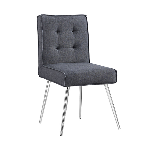 Astra Gray Upholstered Chair