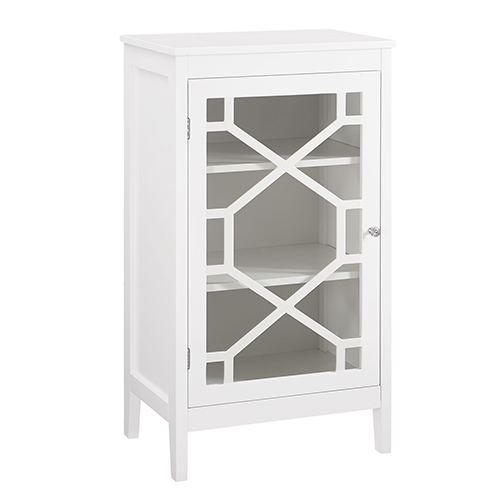 Fetti White Small Cabinet