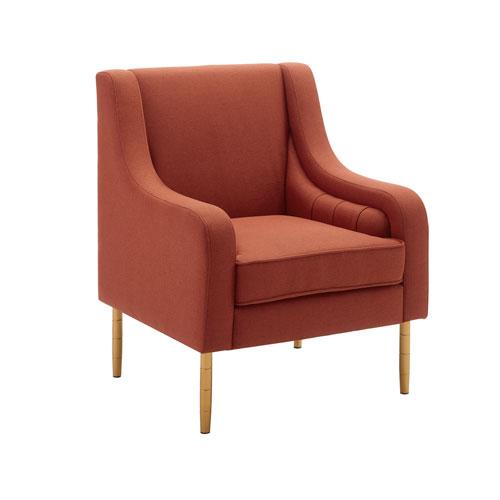 Brighton Hill Nova Accent Chair with Gold Legs