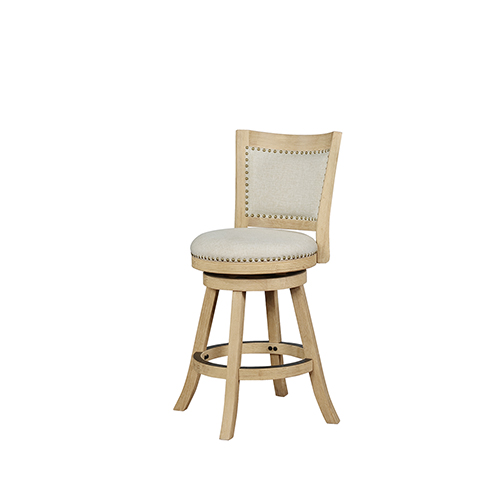 Brighton Hill Sydnee Natural 26-Inch Counter Stool
