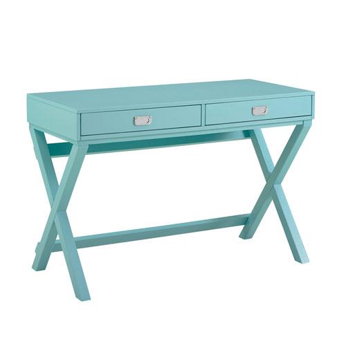 Peggy Blue Writing Desk
