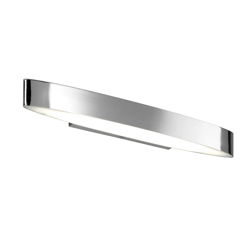 H2O Chrome 20-Inch LED Bath Bar