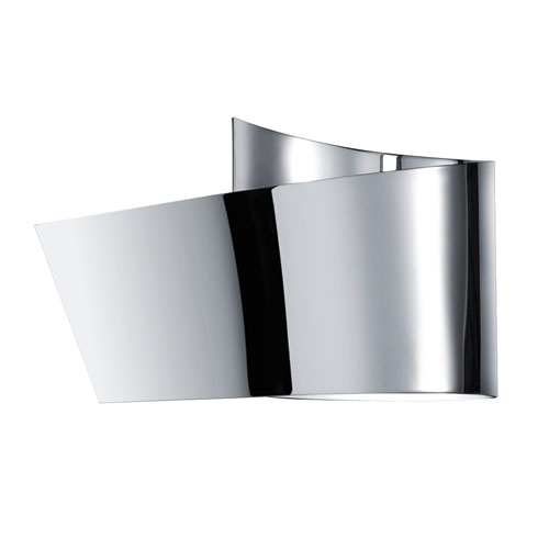 Arnsberg H2O Chrome 8-Inch LED Bathroom Light