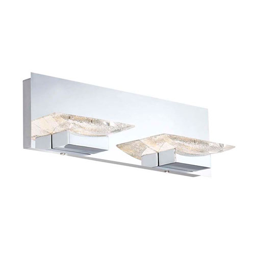 Arnsberg H2O Chrome 16-Inch LED Bathroom Light