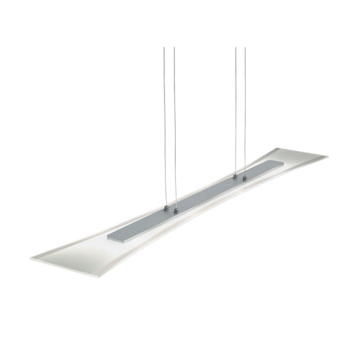 Cartani Chrome LED Pendant
