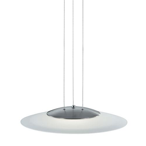 Arnsberg Dakar Matte Nickel LED Pendant