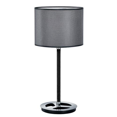 Stratos Chrome One-Light Table Lamp