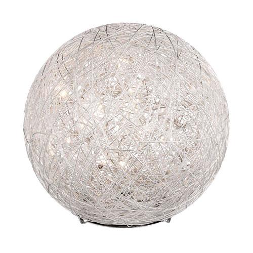 Thunder Aluminum 12-Inch LED Table Lamp