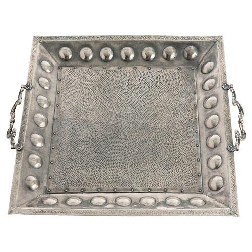 Antony Antique Silver Tray