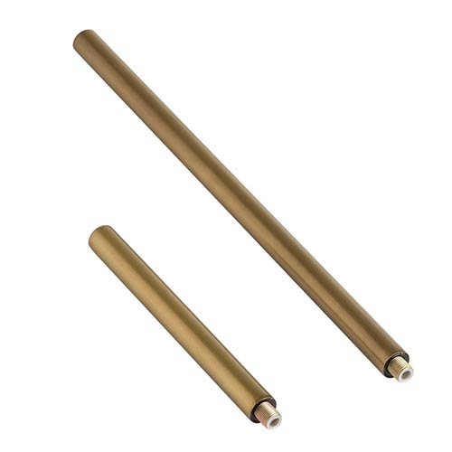 Arteriors Home Bronze Two-Piece Extension Pipes