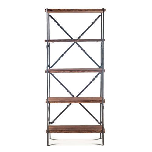 Blayne Brown 78-Inch Tall Bookshelf