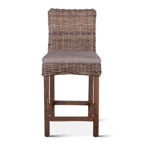 Bali Brown Counter Chair
