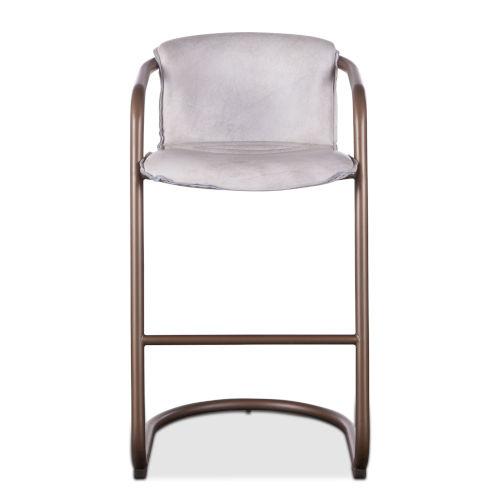 Chiavari White Bar Chair, Set of 2