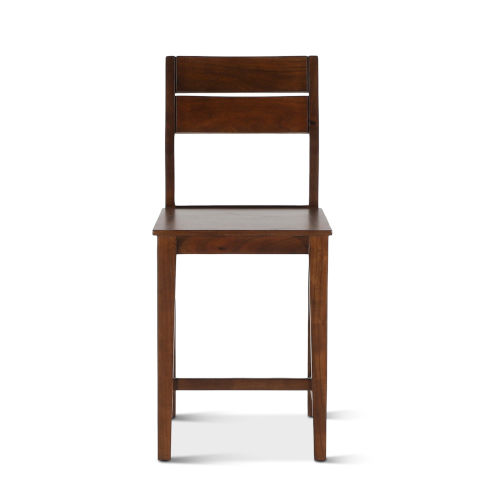 Mapai Walnut Counter Chair, Set of 2