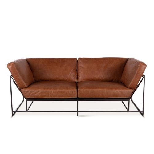 Portlando Brown Sofa
