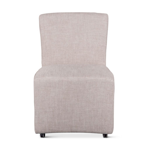 Lily Off-White Side Chair