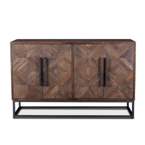 Seville Brown Sideboard