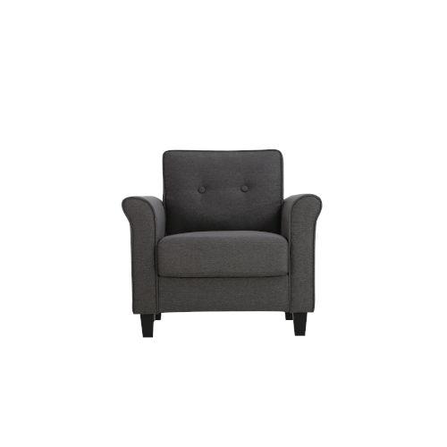 Harrington Heather Gray Chair