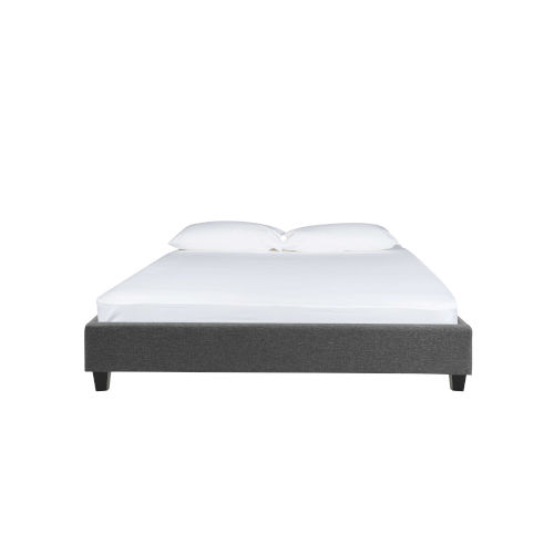 Norway Dark Gray Full Bed