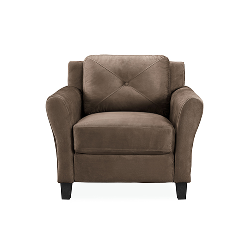 Harvard Brown Polyester Chair