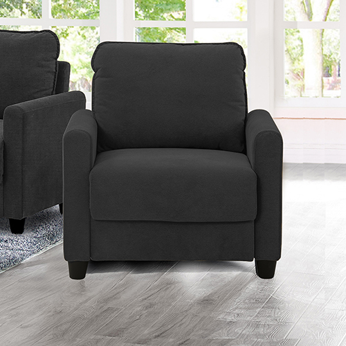 Lifestyle Solutions Sydney Black Chair